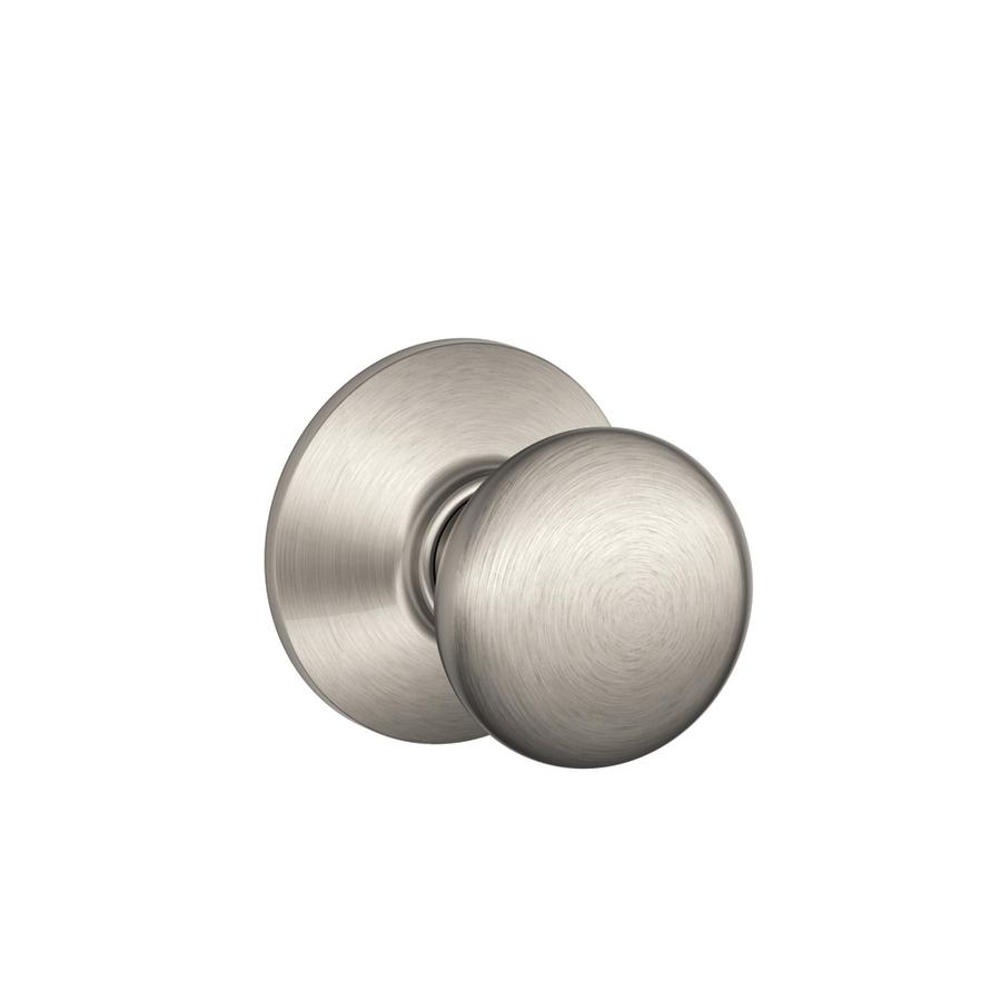 satin nickel door knobs photo - 7