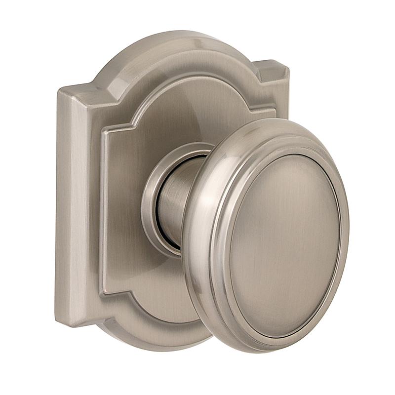 satin nickel door knobs photo - 9