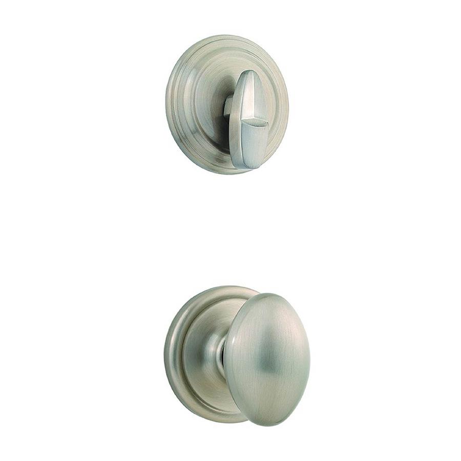 satin nickel interior door knobs photo - 1