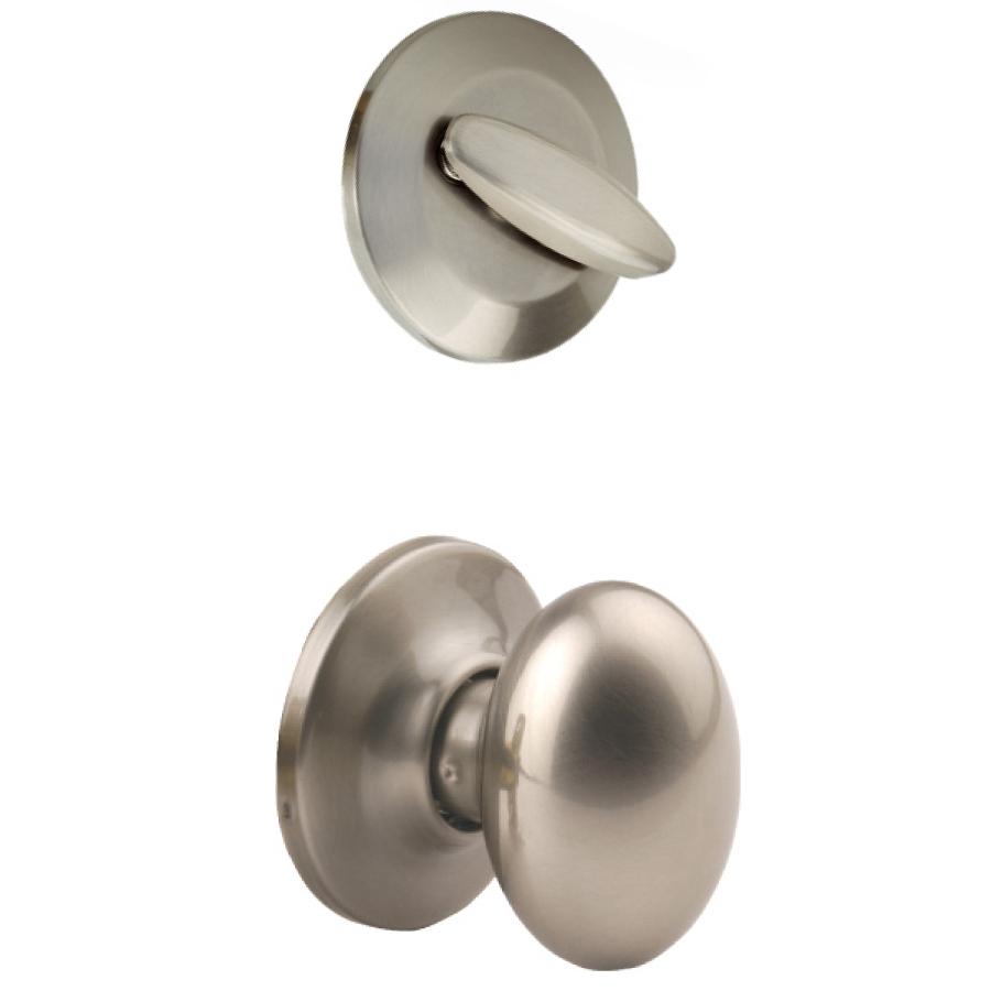 satin nickel interior door knobs photo - 10