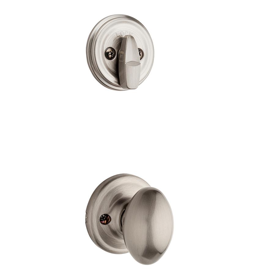 satin nickel interior door knobs photo - 13