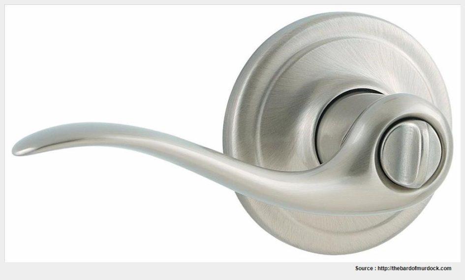 satin nickel interior door knobs photo - 15