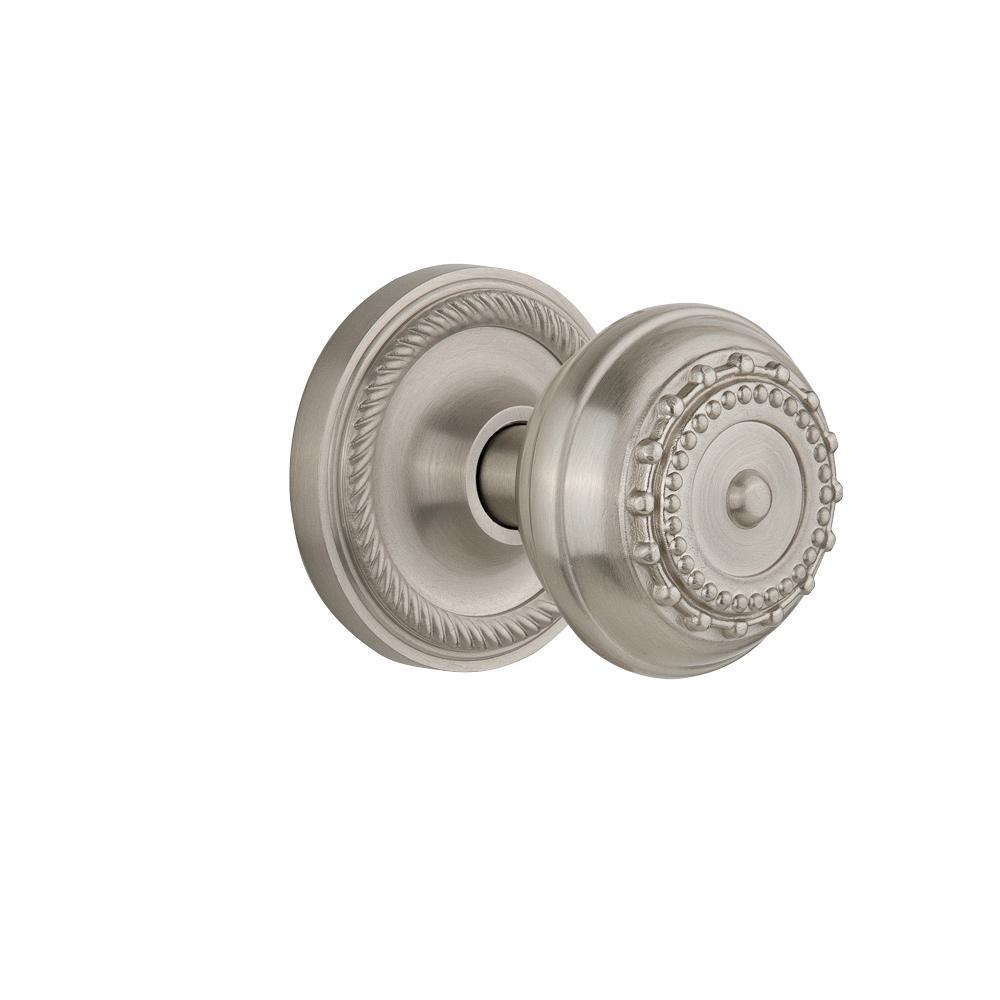 satin nickel interior door knobs photo - 17