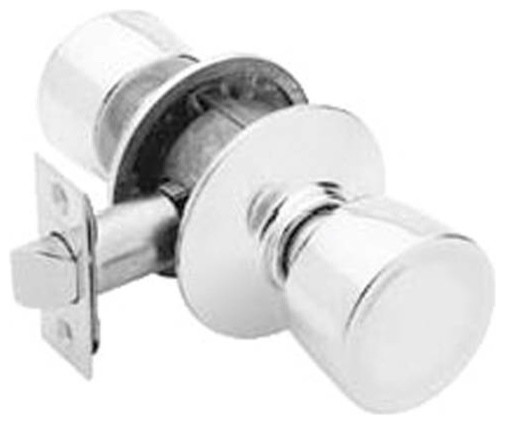 schlage chrome door knobs photo - 19
