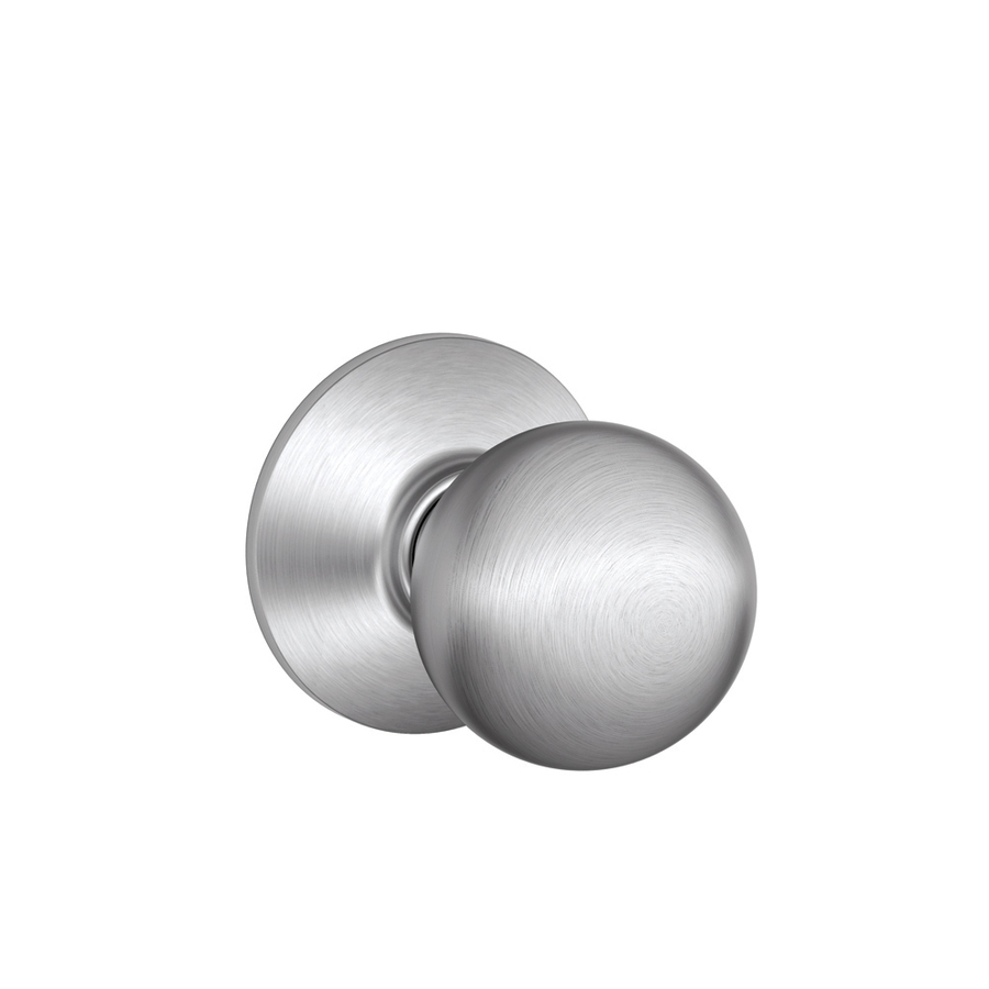 schlage door knob installation photo - 17