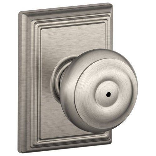 schlage door knob installation photo - 19