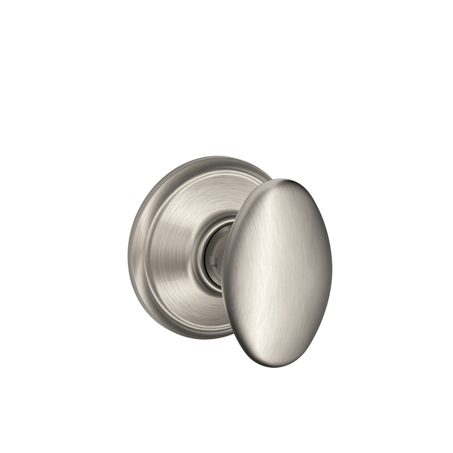 schlage door knob installation photo - 4