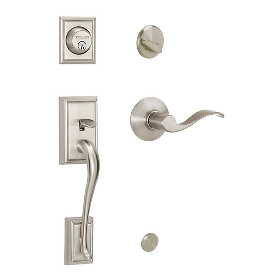 schlage door knob parts photo - 12