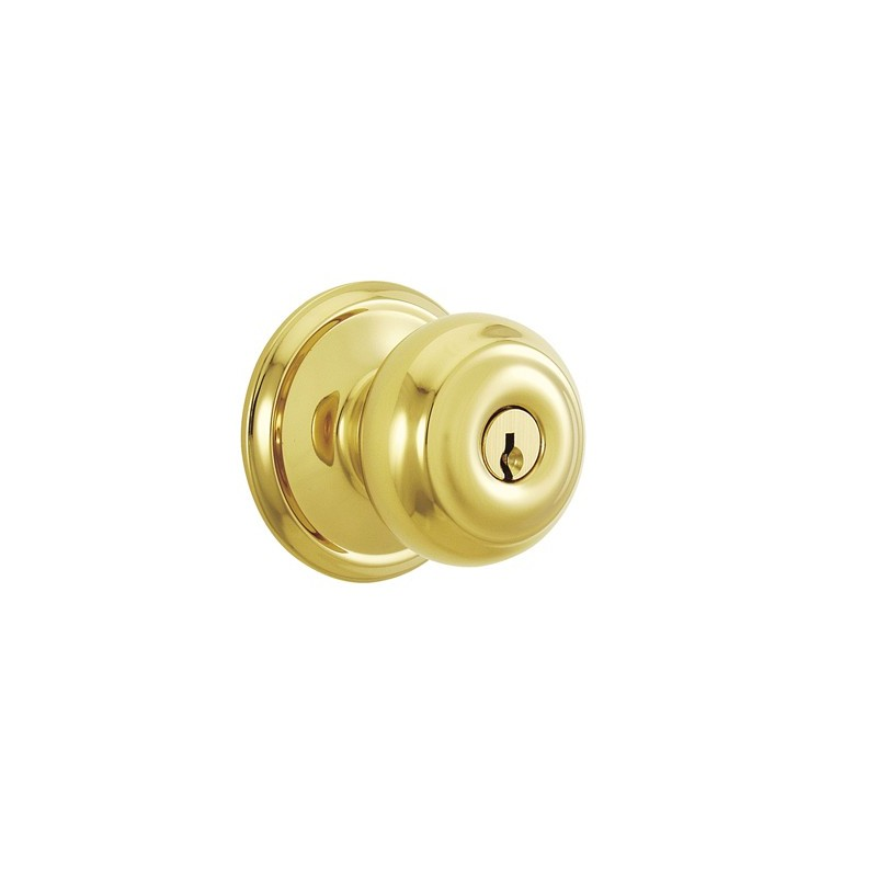 schlage georgian door knob photo - 13