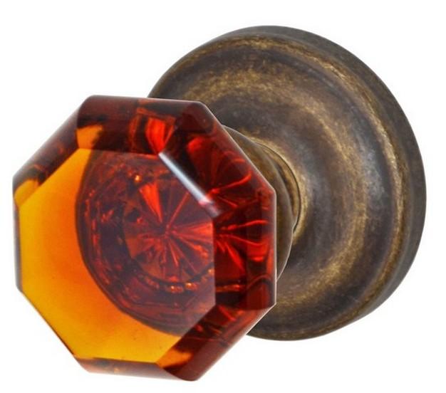 schlage glass door knobs photo - 1