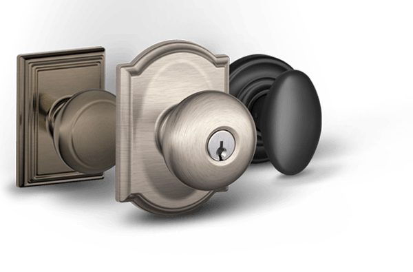 schlage interior door knobs photo - 1
