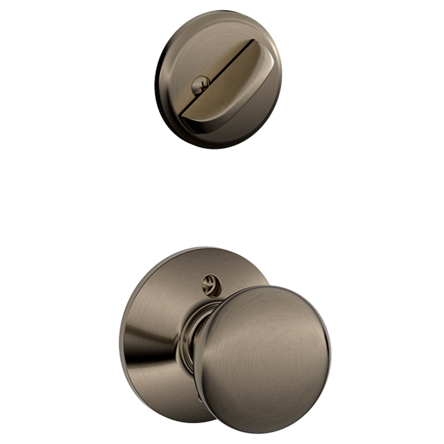 schlage interior door knobs photo - 13