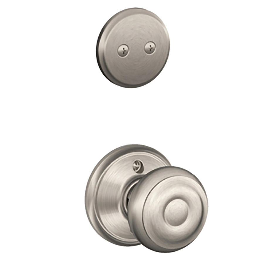 schlage interior door knobs photo - 15