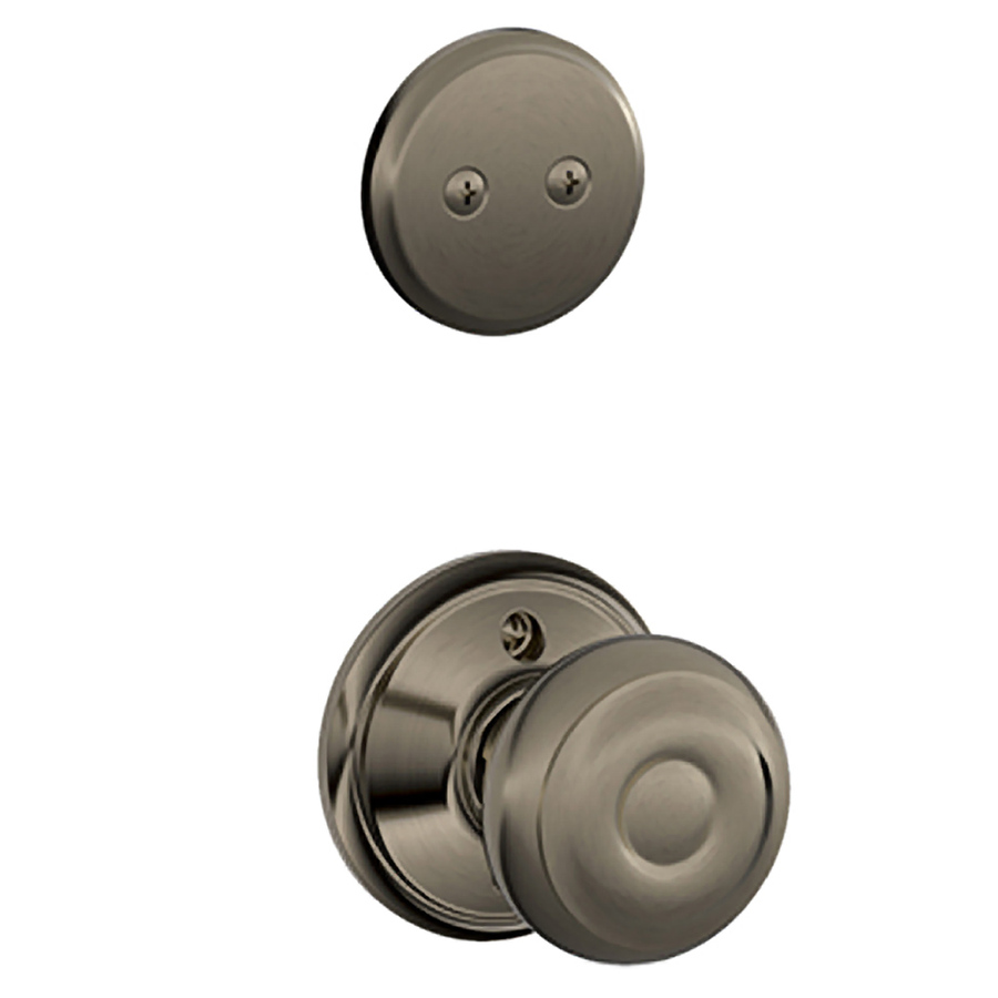schlage interior door knobs photo - 2