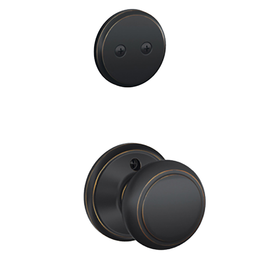schlage interior door knobs photo - 6