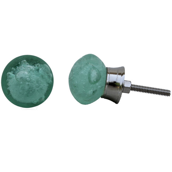 sea glass door knobs photo - 11