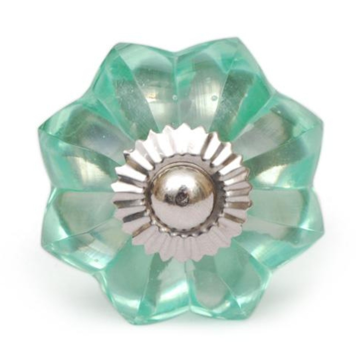 sea glass door knobs photo - 3