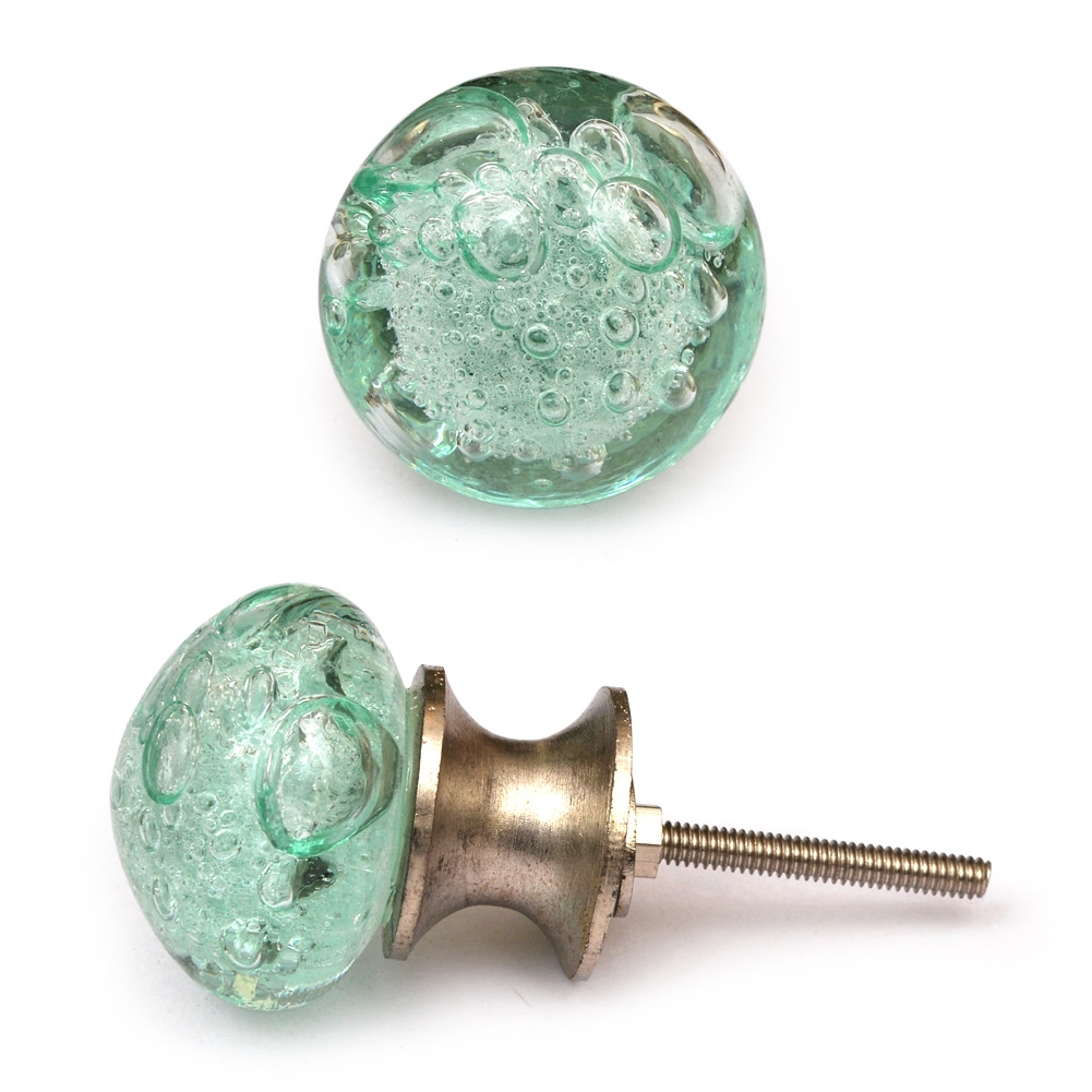 sea glass door knobs photo - 8