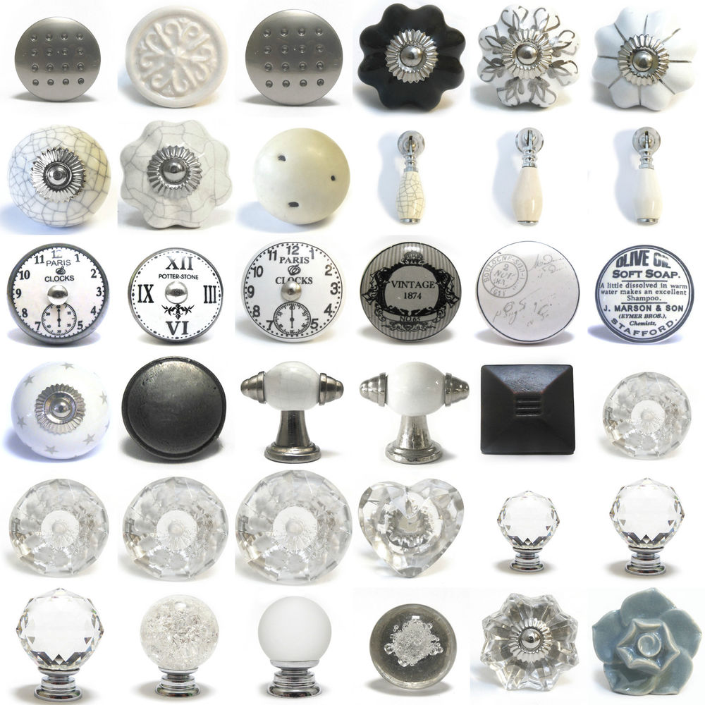 shabby chic door knobs photo - 13