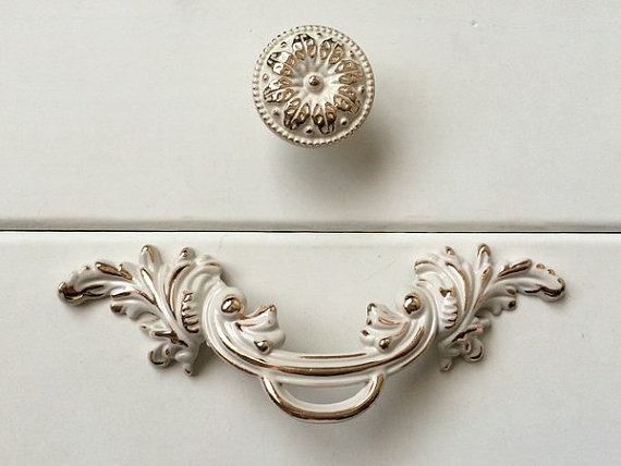shabby chic door knobs photo - 18