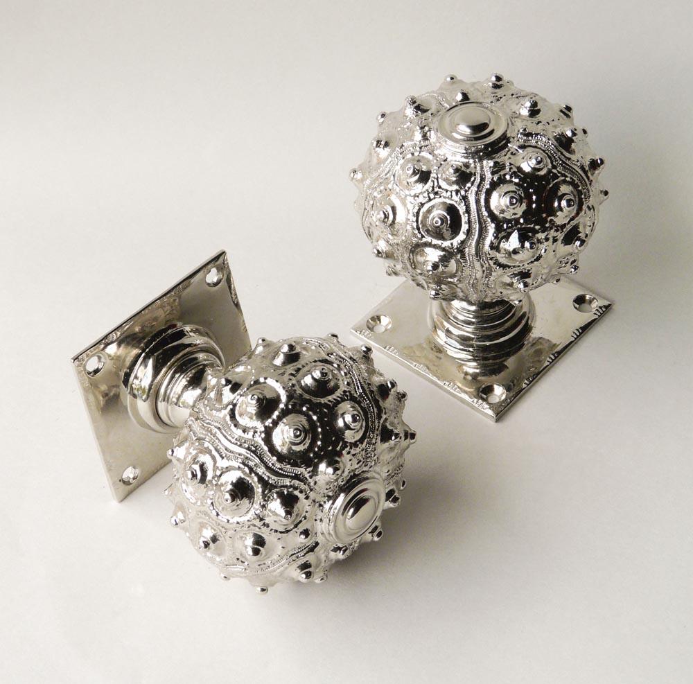 shell door knobs photo - 15