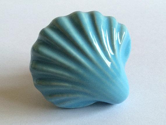 shell door knobs photo - 19