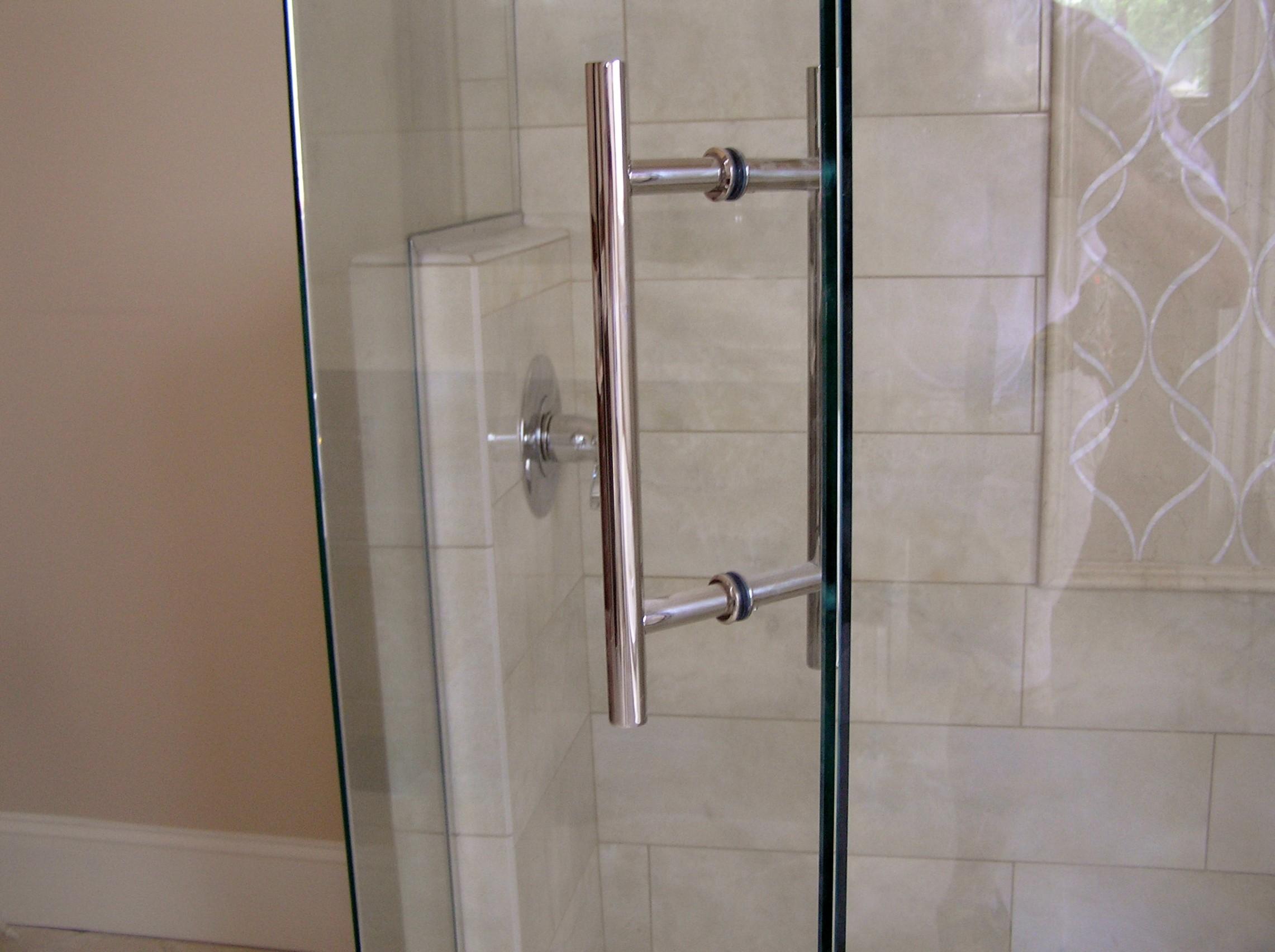 shower door knob photo - 15