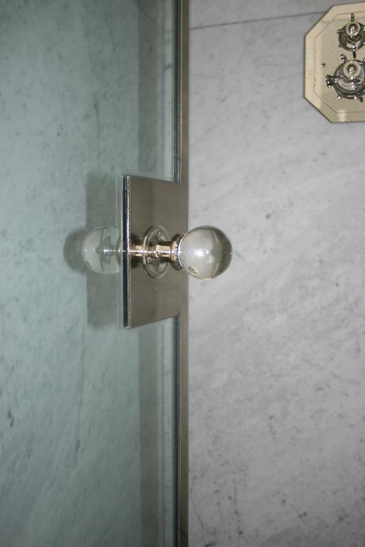 shower door knob photo - 16