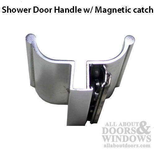 shower door knob replacement photo - 16