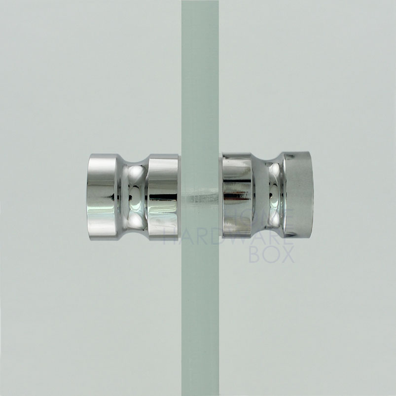 shower door knobs photo - 5