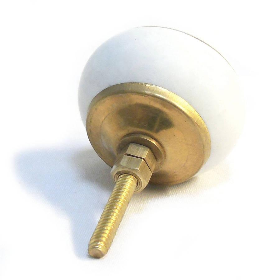 silver door knobs photo - 16