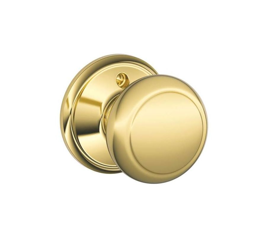 single dummy door knob photo - 12