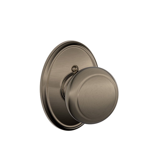 single dummy door knob photo - 9
