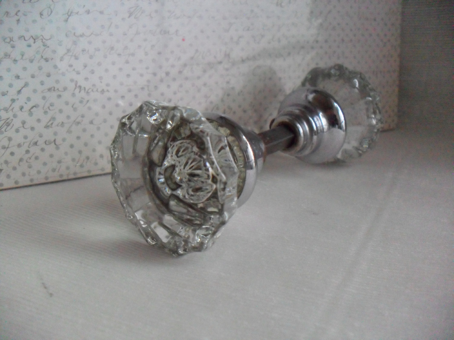 skeleton key door knob photo - 12