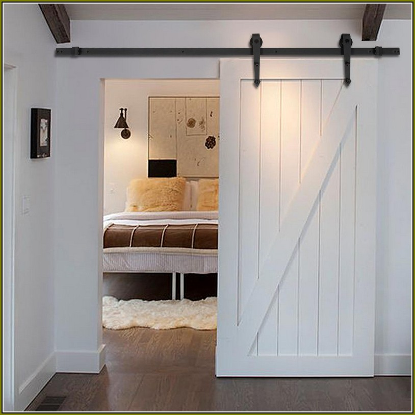 sliding closet door knobs photo - 11