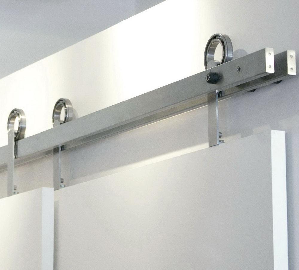 sliding closet door knobs photo - 17