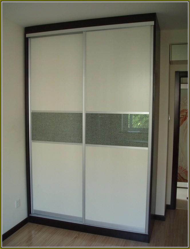 sliding closet door knobs photo - 9