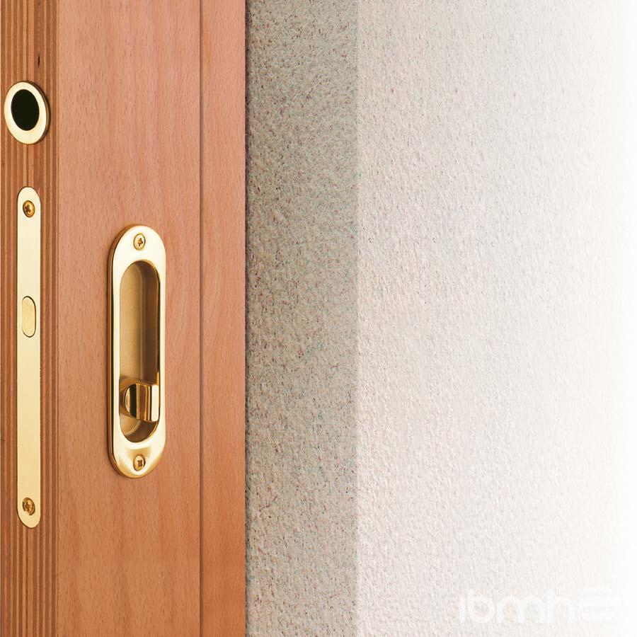 sliding door knob photo - 9