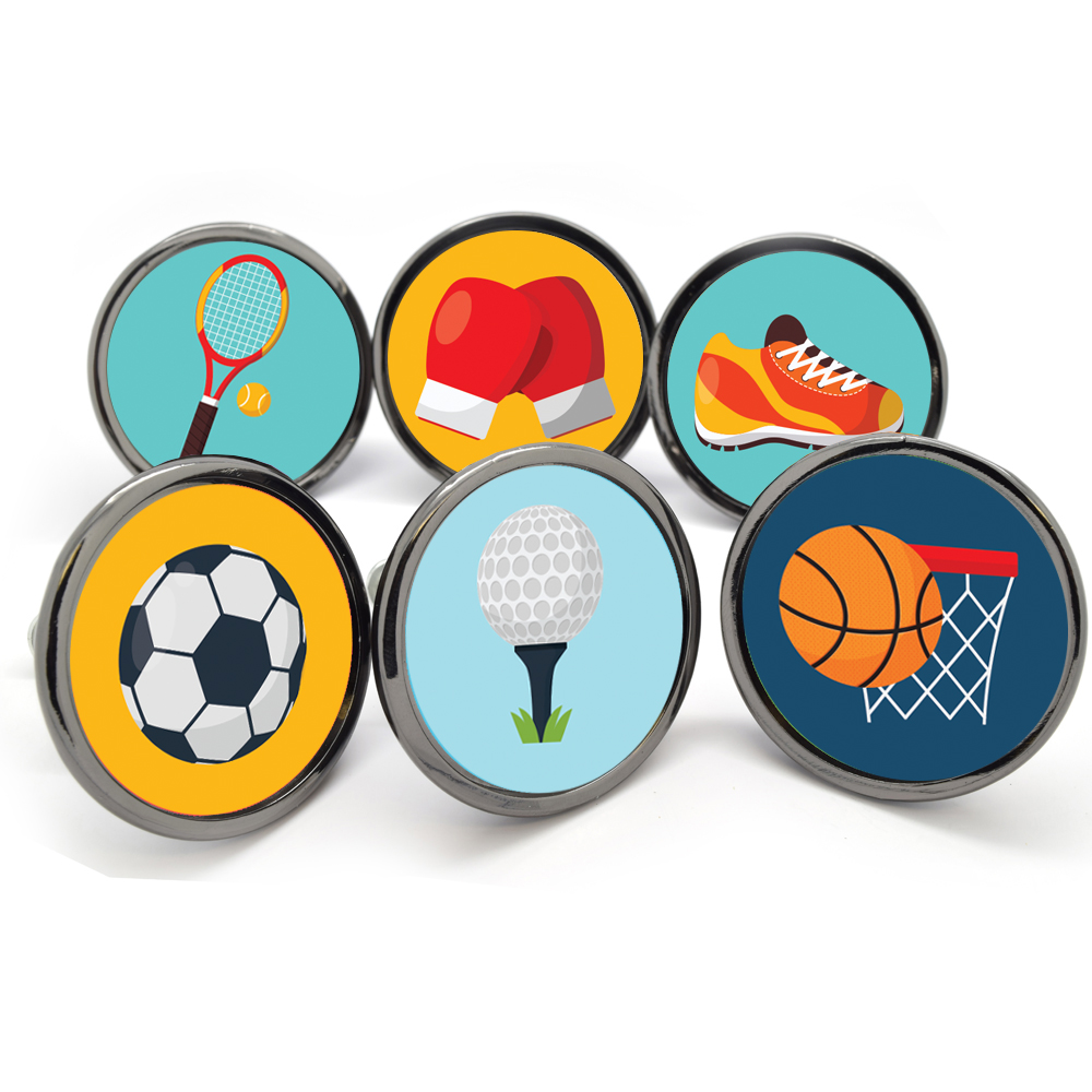 sports door knobs photo - 1