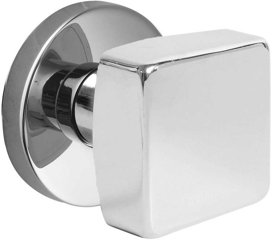 square door knob photo - 2