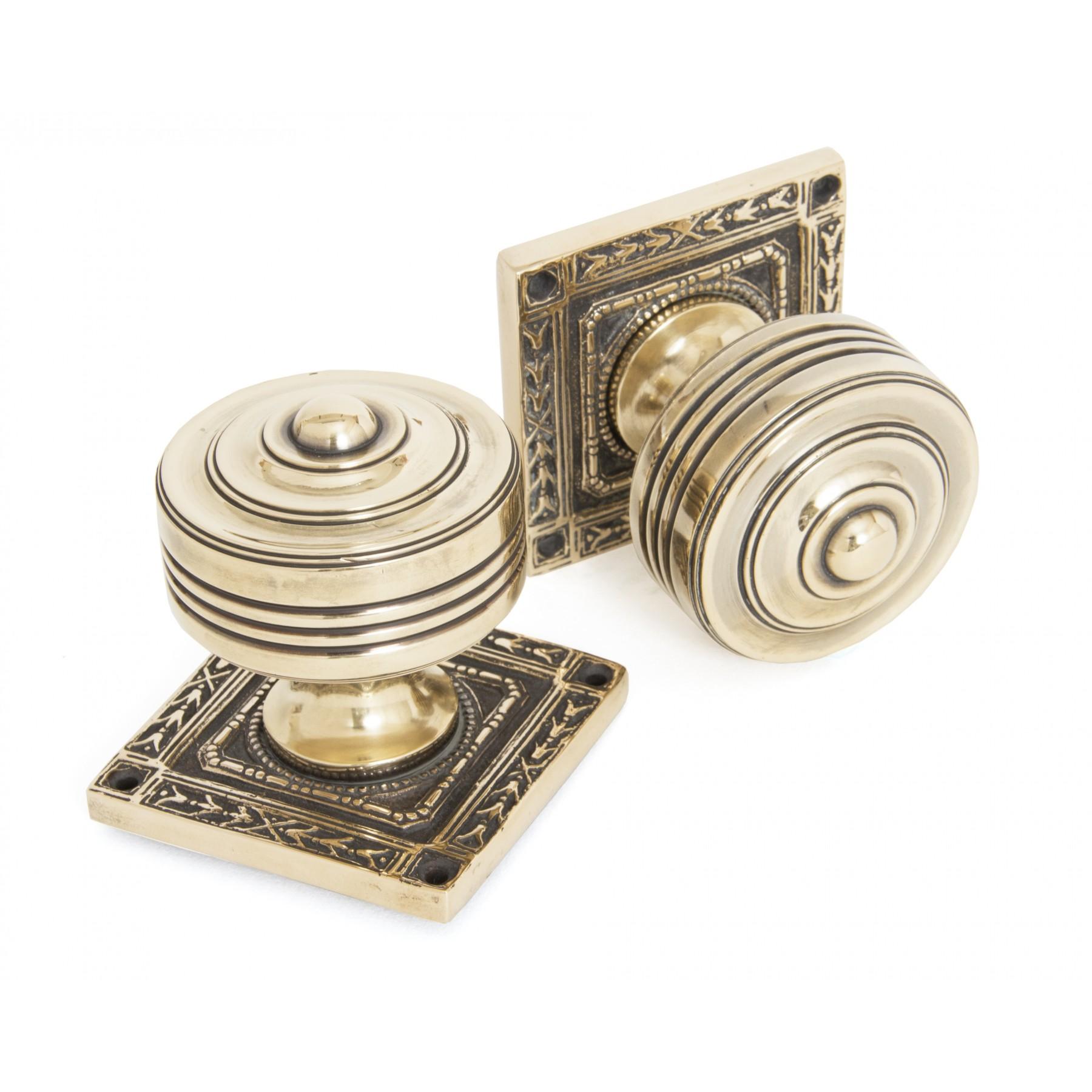 Square door knob – Door Knobs