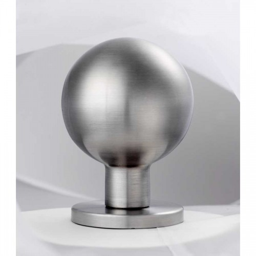 stainless door knobs photo - 4
