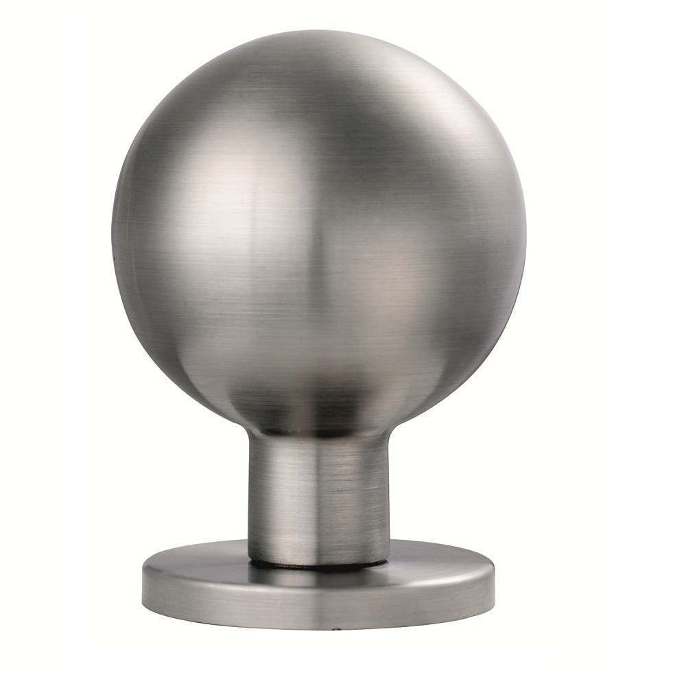stainless door knobs photo - 7