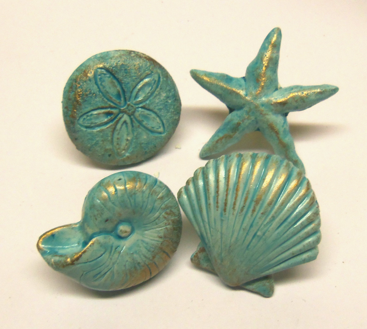 starfish door knobs photo - 12