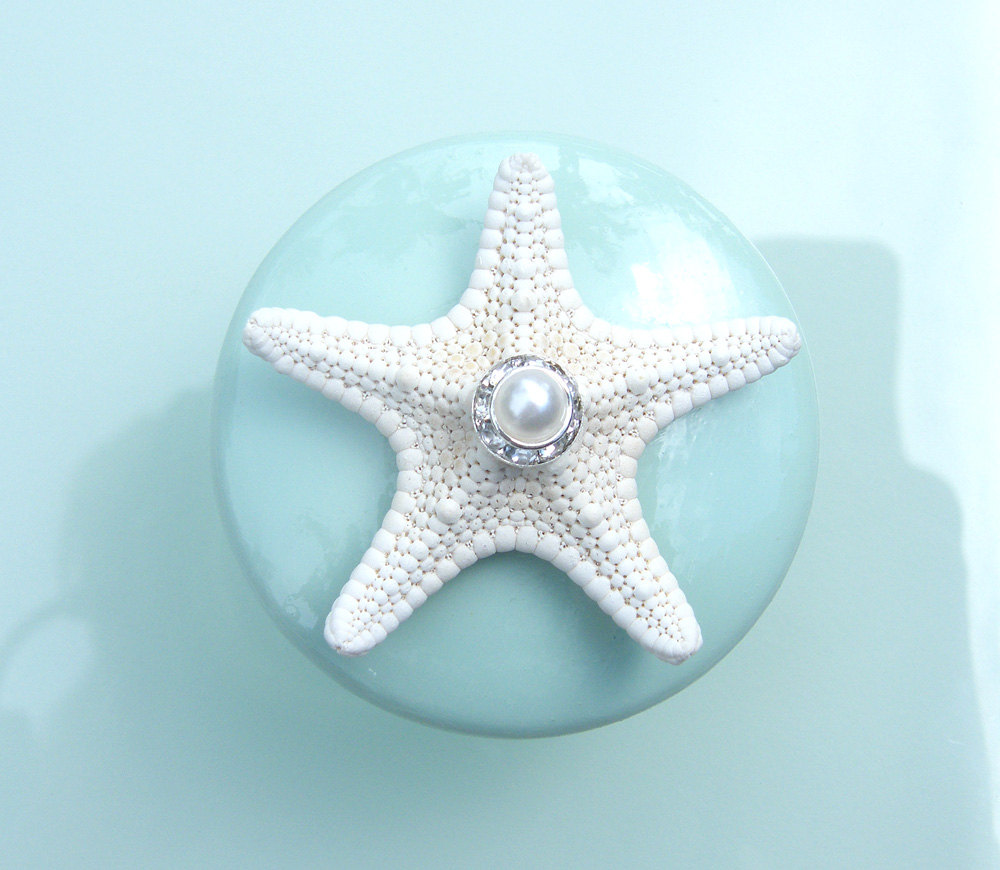 starfish door knobs photo - 4