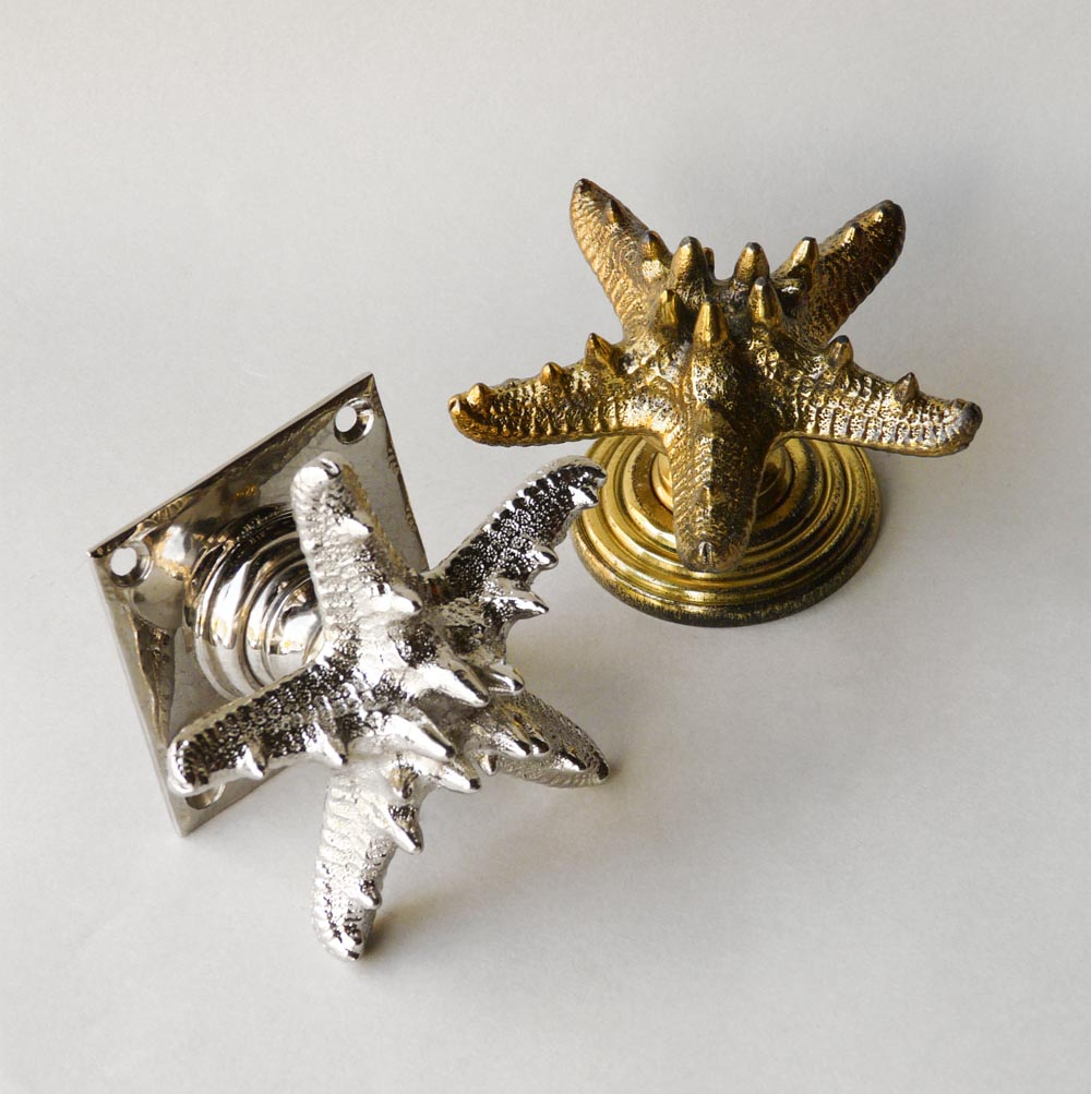 starfish door knobs photo - 9