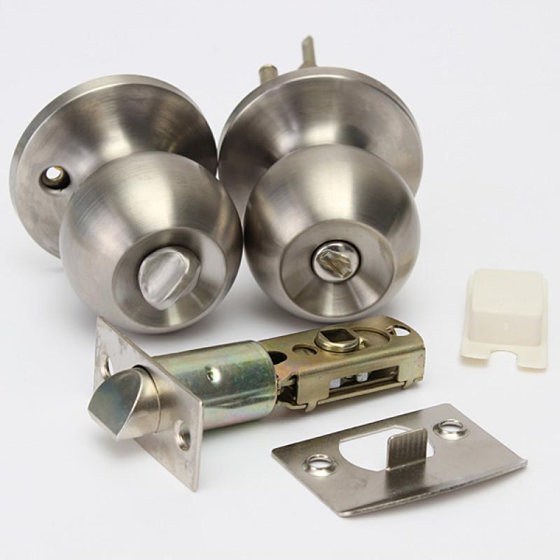 steel door knobs photo - 18