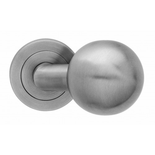 steel door knobs photo - 3