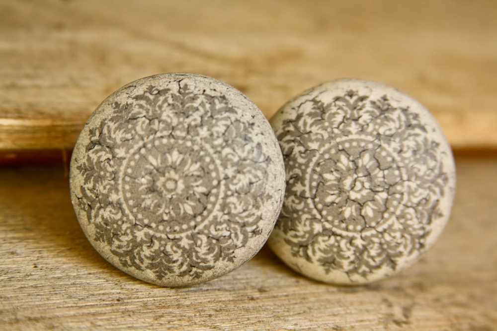 stone door knobs photo - 18