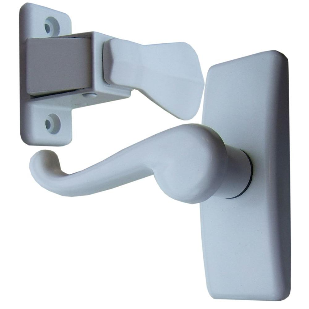 storm door knobs photo - 5